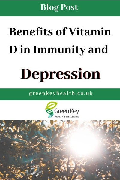 Vitamin D has many health benefits, including positively impacting the immune system and brain health, potentially even leading to the prevention of depression. Learn more here.