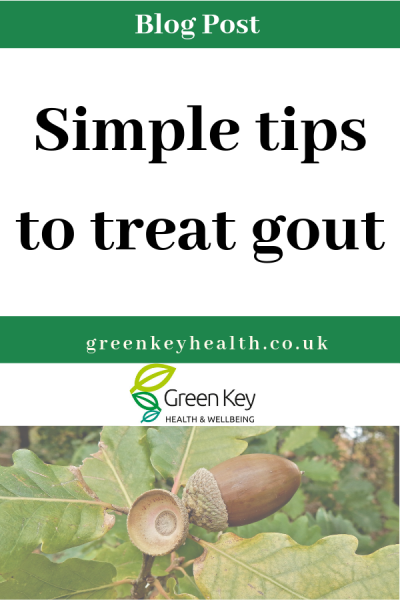 What we eat affects our health, and gout is no exception. Gout is caused by high uric acid levels, which comes from our diet. Changing our diet to be less acidic is a great way to treat and manage gout. Read our simple tips you can take on board today!